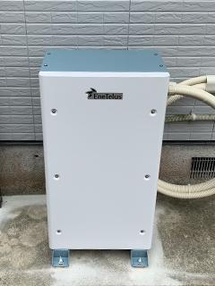 蓄電池EneTelus設置事例:大阪府三木市 T様邸