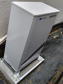 蓄電池SmartStarL設置事例:大阪府枚方市 M様邸