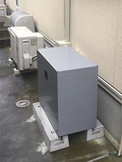蓄電池シャープ 設置事例:兵庫県川西市 H様邸
