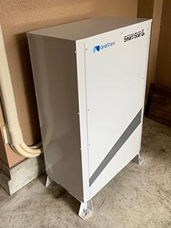 蓄電池SmartStarL設置事例:兵庫県伊丹市 N様邸