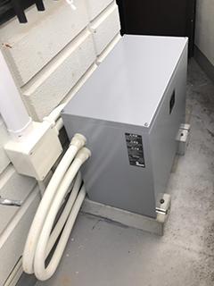 蓄電池シャープ 設置事例:大阪府豊中市 N様邸