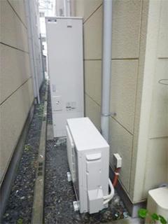 三菱エコキュート 設置事例:大阪府寝屋川市 S様邸